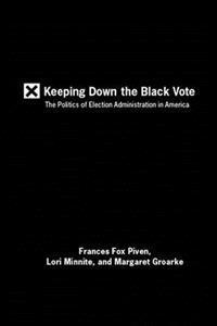 Keeping Down the Black Vote