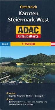 Kärnten, Steiermark-West