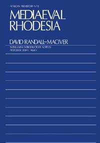 Medieval Rhodesia
