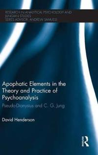 Apophatic Elements in the Theory and Practice of Psychoanalysis