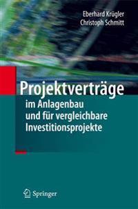 Projektvertr ge Im Anlagenbau Und F r Vergleichbare Investitionsprojekte