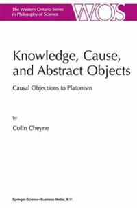 Knowledge, Cause, and Abstract Objects