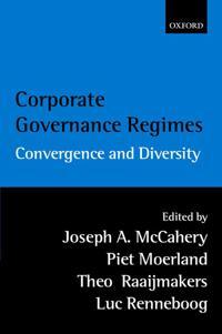 Corporate Governance Regimes
