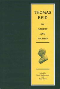 Thomas Reid on Society and Politics