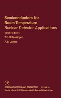 Semiconductors for Room Temperature Nuclear Detector Applications