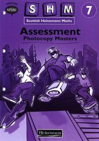 Scottish Heinemann Maths 7 Assessment PCM's