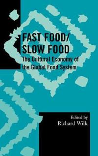 Fast Food/slow Food