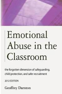 Emotional Abuse in the Classroom