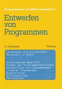 Entwerfen Von Programmen