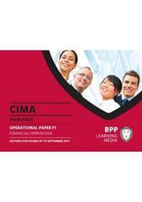 CIMA Financial Operations