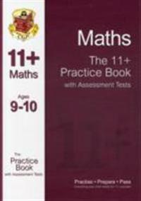 11+ maths practice book with assessment tests ages 9-10 (for gl & other tes