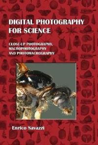 Digital Photography for Science (Hardcover)