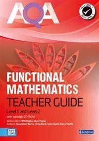 AQA Functional Mathematics Teacher Guide with CD-ROM