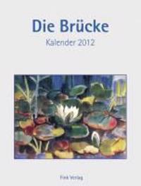 Die Brücke 2012 Kunst-Einsteckkalender