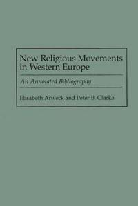 New Religious Movements in Western Europe