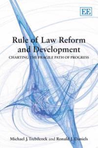 Rule Of Law Reform And Development
