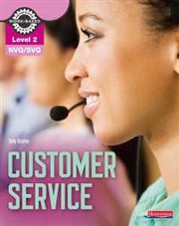 NVQ/SVQ Level 2 Customer Service Candidate Handbook