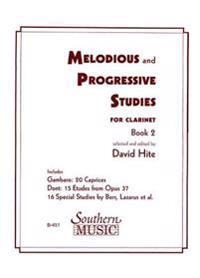 Melodious and Progressive Studies (Newly Revised), Book 2: Clarinet