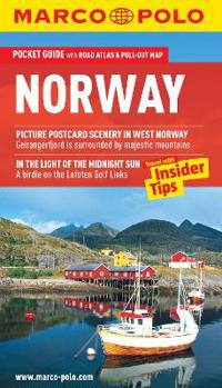 Norway Marco Polo Guide [With Map]