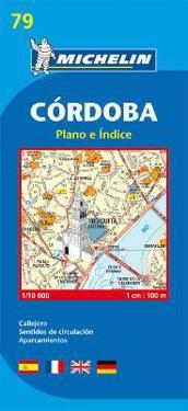 Map 9079 Cordoba