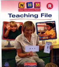 New Heinemann Maths Reception Teaching File and CD Rom 02/2008