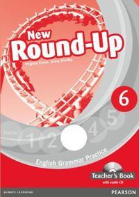 Round Up Level 6 Teacher's Book/Audio CD Pack