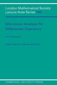 Microlocal Analysis for Differential Operators