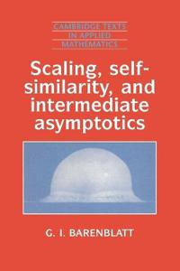 Scaling, Self-Similarity, and Intermediate Asymptotics