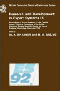 Research and Development in Expert Systems IX