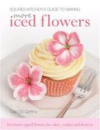 Squires kitchens guide to making more iced flowers - decorative piped flowe