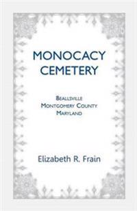 Monocacy Cemetery, Beallsville, Maryland