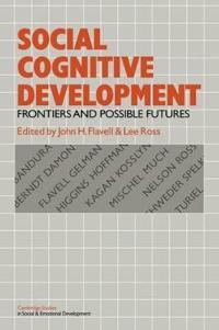 Cambridge Studies in Social and Emotional Development