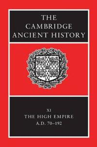 The The Cambridge Ancient History