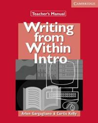 Writing From Within Intro