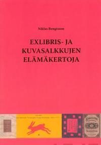 Exlibris- ja kuvasalkkujen elämäkertoja
