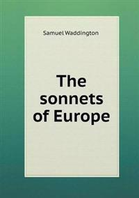 The Sonnets of Europe