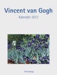 Vincent van Gogh Kunstkarten-Einsteckkalender 2012