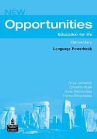 Opportunities Global Elementary Language Powerbook NE