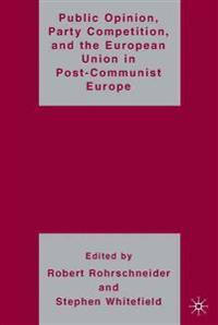 Public Opinion, Party Competition, And the European Union in Post-communist Europe
