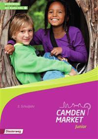 Camden Market Junior 3. Workbook mit CD
