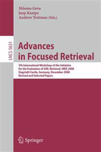 Advances in Focused Retrieval