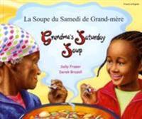 Grandmas saturday soup in french and english