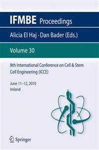 8th International Conference on Cell & Stem Cell Engineering (ICCE)