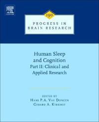 Human Sleep and Cognition, Part II