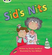 Bug Club Phonics Bug Set 01-02 Sid's Nits