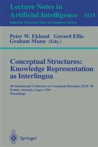 Conceptual Structures: Knowledge Representations as Interlingua