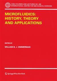 Microfluidics: History, Theory and Applications