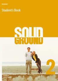 Solid ground : engelska kurs B (steg 6). 2, Student's book
