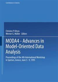MODA4 - Advances in Model-Oriented Data Analysis