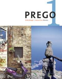 Prego 1 Allt i ett-bok inkl. ljudfiler för eleven